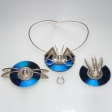 Jewellery set, Lucie Novotna