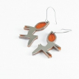 earrings Fox, Lucie Zemanova